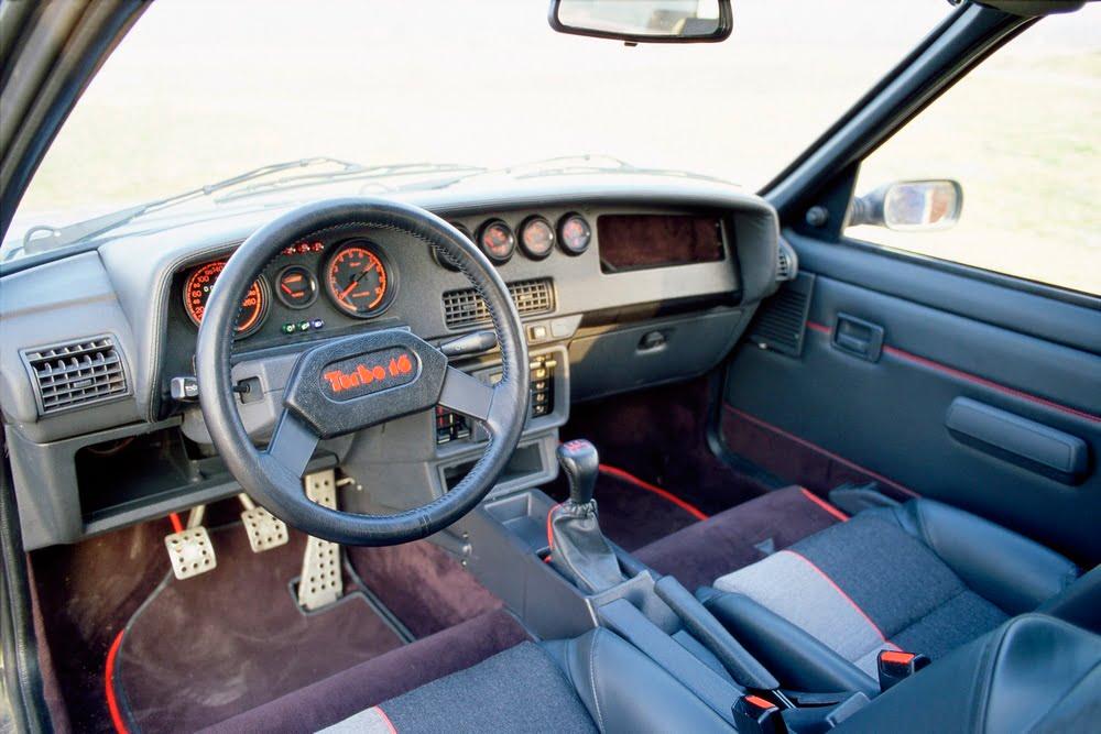 205 Turbo 16 Stradale