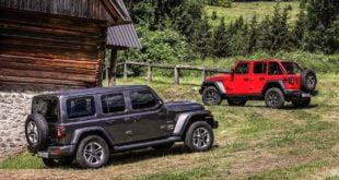 Jeep Wrangler listino