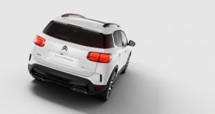 C5 Aircross 71° N Limited Edition