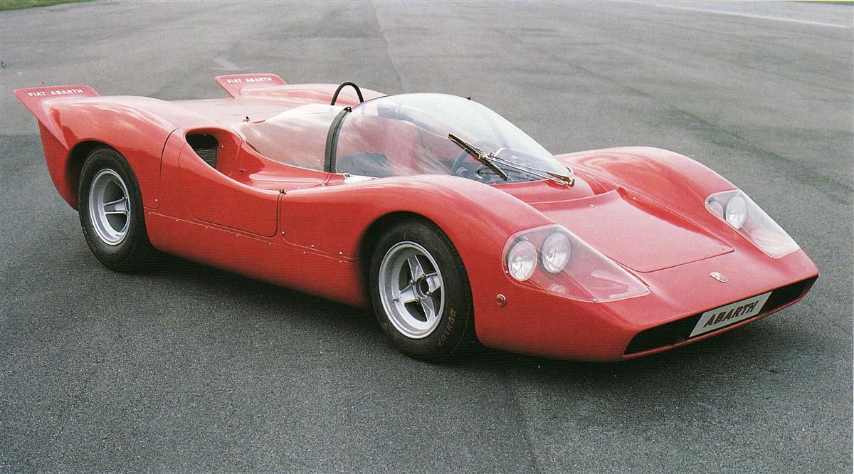 Abarth 2000 Tipo sport