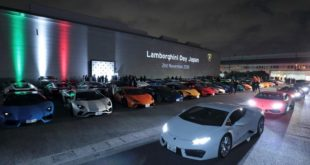 Lamborghini Day Japan