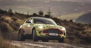 SUV Aston Martin