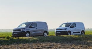 Citroen Berlingo Van Peugeot Partner