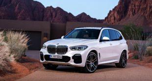 5 cose da sapere sulla BMW X5 2019
