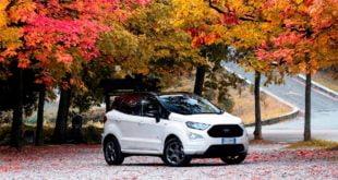 Ford EcoSport AWD | Prova su strada
