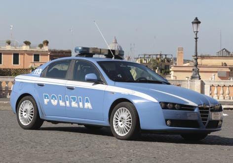 Polizia e motori : la lunga strada insieme
