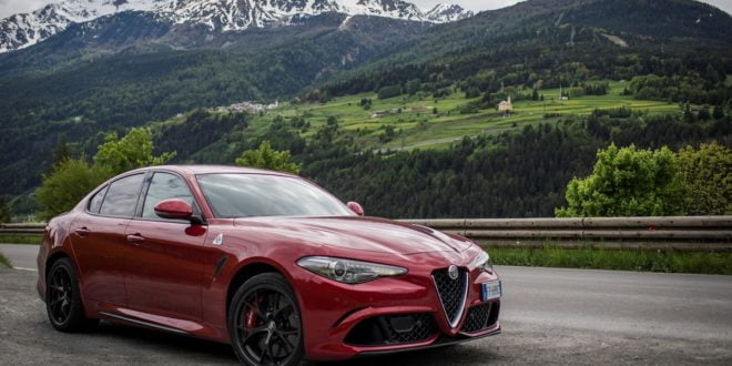 Alfa Romeo Winter Tour
