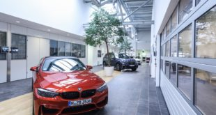 BMW Training Center