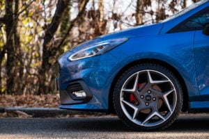 Ford Fiesta Special Test