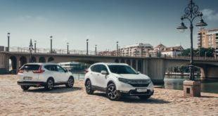 Honda CR-V Hybrid | Prova su strada in anteprima