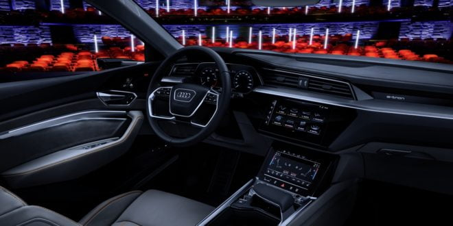 infotainment Audi