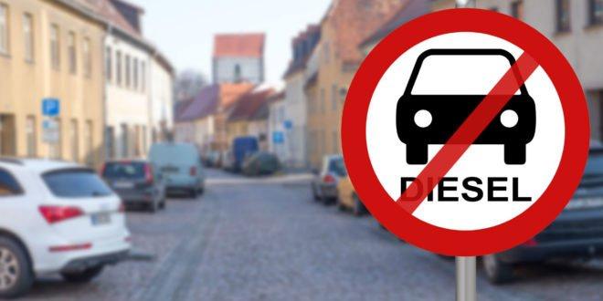 diesel inquinamento auto