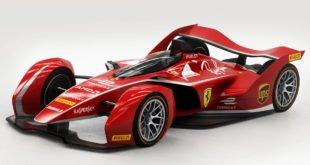Ferrari Formula E