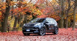 Kia Sportage 2.0 CRDi Mild hybrid | Prova su strada