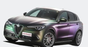 Stelvio Romeo Ferraris