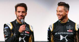 Vergne Lotterer Formula E 2019