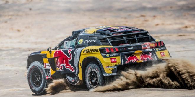 Dakar 2019 Peugeot : dakar 2019 il podio di loeb per la vittoria ci sar da ~ Nature-et-papiers.com Idées de Décoration