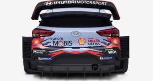 i20 WRC 2019