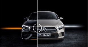 cla vs classe a sedan
