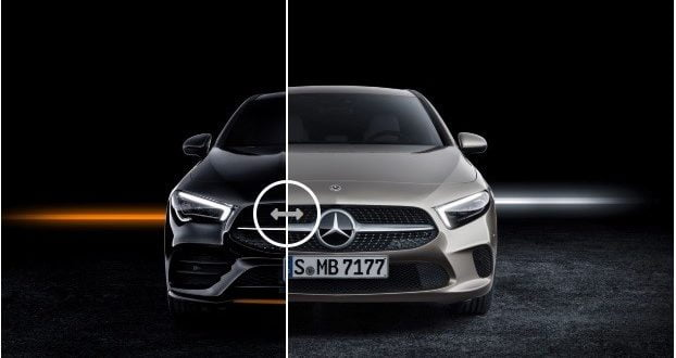 cla vs classe a sedan