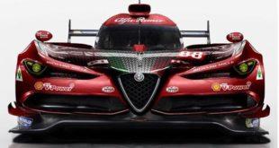 Alfa Romeo a Le Mans
