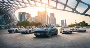 Porsche italia 2018