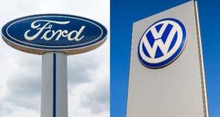 accordo Ford Volkswagen