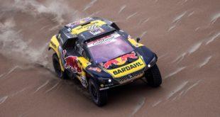 Dakar 2019 Peugeot Loeb