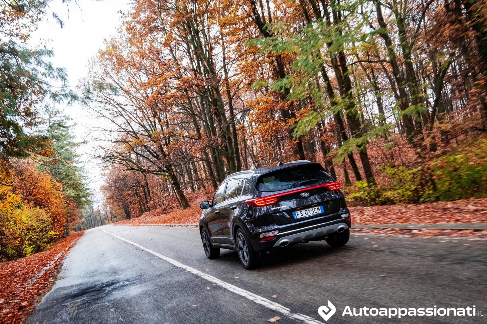 Kia Sportage 2.0 CRDi Mild Hybrid