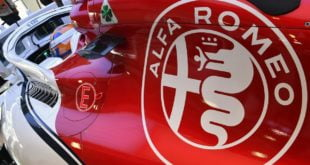 livrea Alfa Romeo Racing