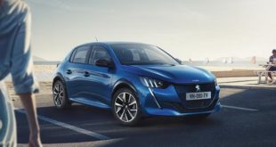 Nuova Peugeot 208 2019