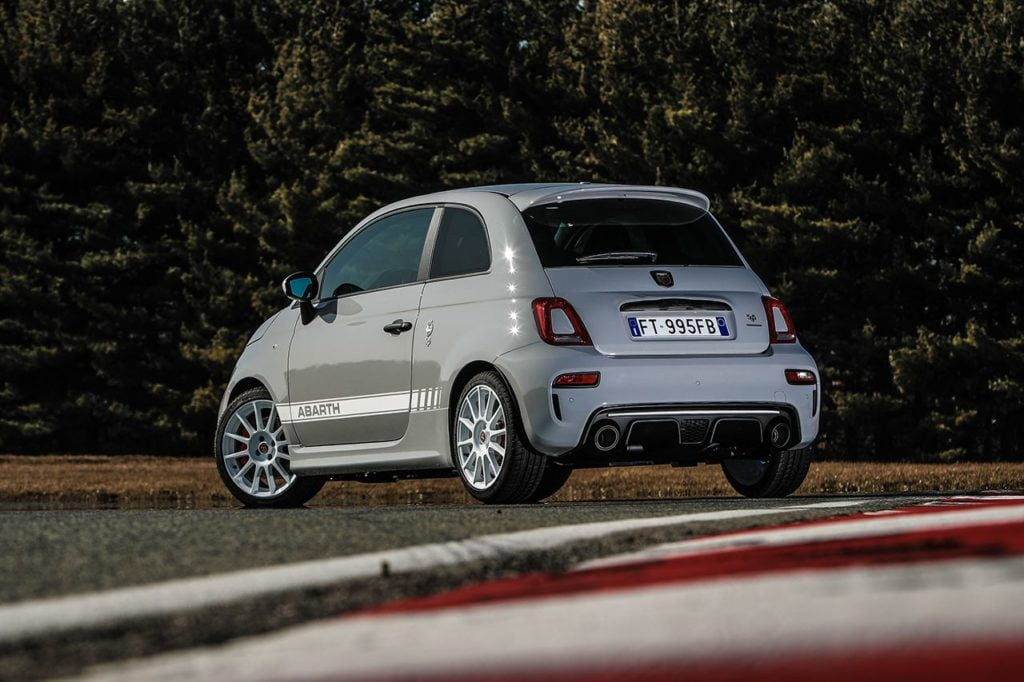 Abarth 595 essesse