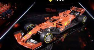 Nuova Ferrari SF90