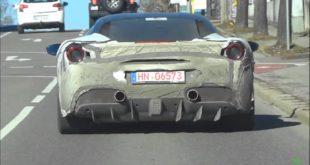 Ferrari Dino ibrida