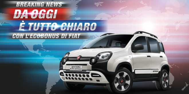 Tutto Chiaro Ecobonus FCA