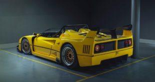 F40 LM Barchetta