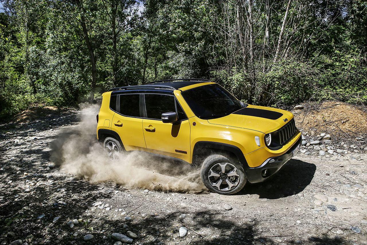 Jeep Renegade-MY19-Trailhawk
