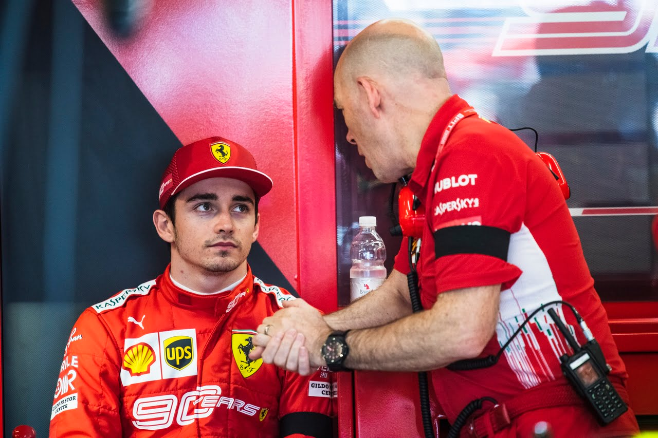 Charles Leclerc - Gran Premio Australia 2019