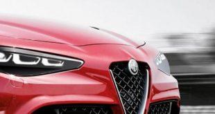 Alfa Romeo Giulia ibrida