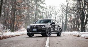 BMW X4 20d xDrive | Prova su strada