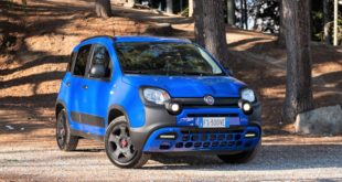 Fiat Panda Waze | Prova su strada