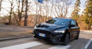 Ford Focus Wagon ST Line | Prova su strada