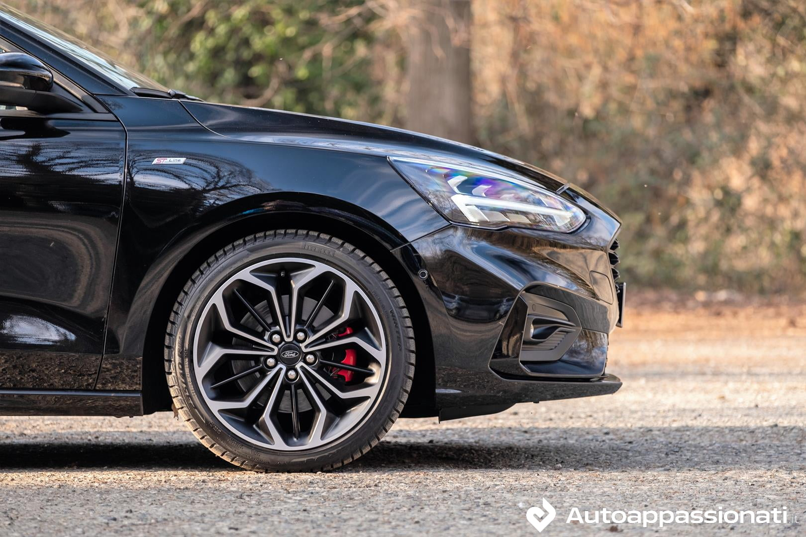 Ford Focus Wagon ST-Line | Prova su strada