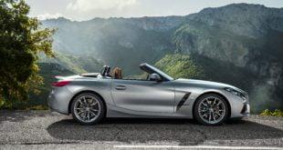 BMW Z4 2019 | Prova su strada in anteprima