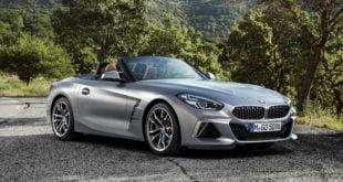 5 cose da sapere sulla BMW Z4 2019