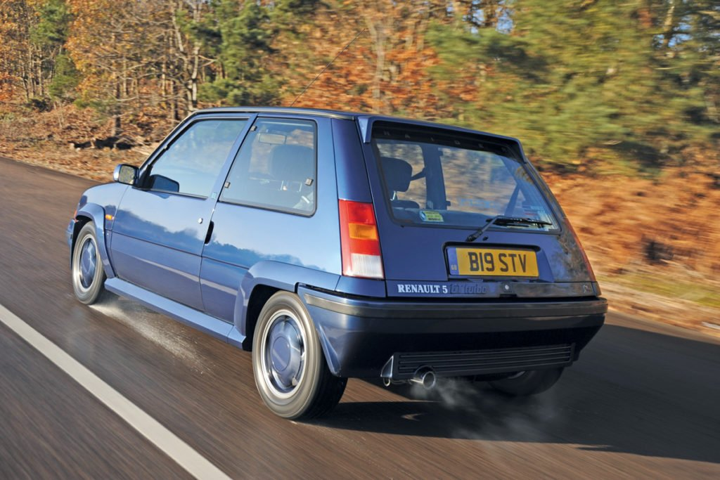 Renault Supercinque GT Turbo
