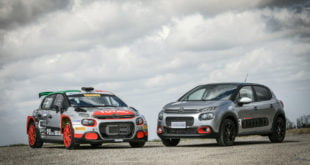 C3 Race Edition