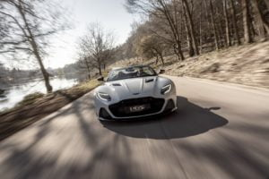 DBS Superleggera Volante