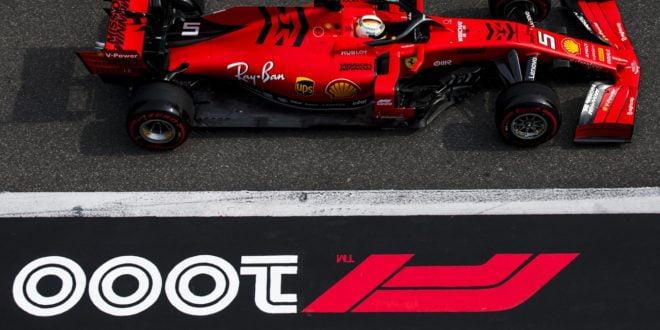 GP Cina Ferrari