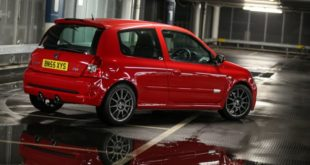 Clio RS Trophy 182